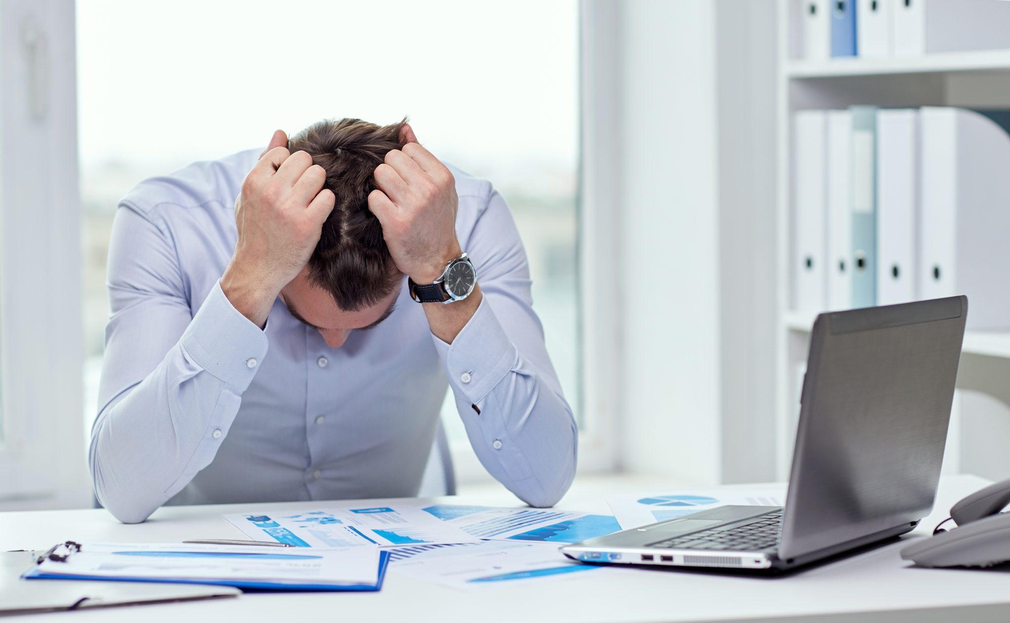 Stress Entreprenuer