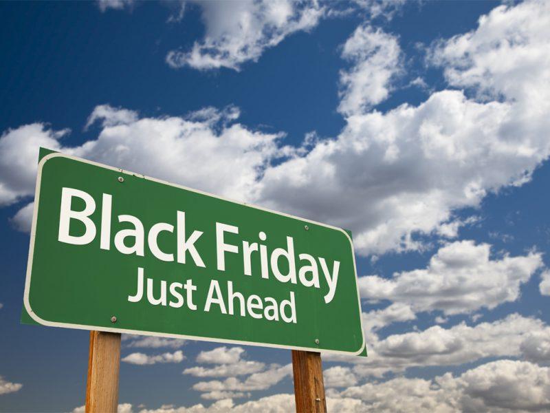 Black Friday Promos